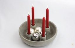 Adventschale Cassina